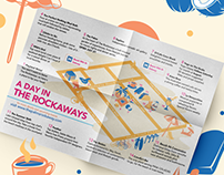 Map for A Day in The Rockaways