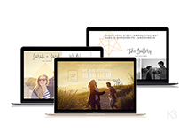 Wedding Website Theme1
