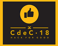 CdeC HACK FOR GOOD 2018: Finalistas