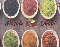 Masala Dhabi - Indian Restaurant Site