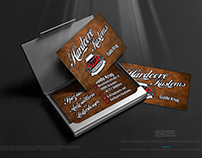 HARDCORE KUSTOMS • The Business Card