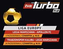 LIGA EUROPY W TVN TURBO