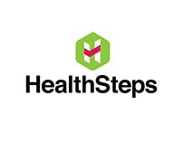 HealthSteps App Mockups