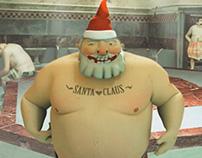 Santa Clause + Turkish Bath