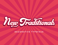 New Traditionals Typeface