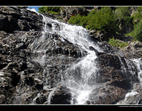 """""""water in the mountain"""""""
