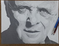 Anthony hopkins - Graphite