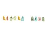 HandwrittenAlphabet: Little Gems theme