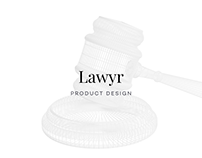 Lawyr — Product Design