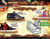 Web Site / Converse
