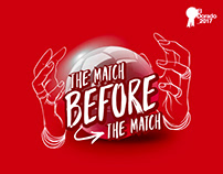 COCA-COLA - The Match Before The Match