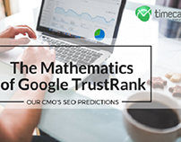 The Mathematics of Google Trust Rank