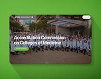 ACCM Website Proposal