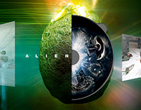 Alien Anthology | Special Edition DVD Packaging
