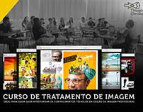 CURSO ONLINE - EDIÇÃO DE IMAGEM PROFISSIONAL.