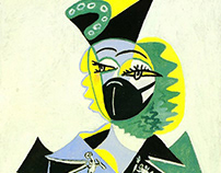 Famous Works of Art Depicted Wearing Masks in The Midst