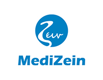 Medizein Logo and tagline
