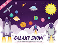 Galaxy Show - The Outer Space Collection