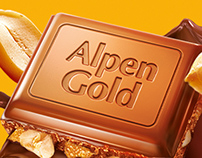 Alpen Gold chocolates
