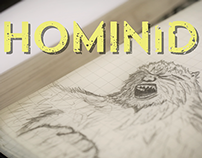 Hominid Title Sequence