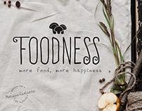 Foodness // Branding