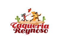 Taqueria Reynoso Logo Design