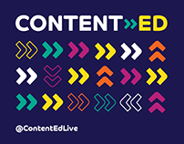 Contend Ed Conference Branding
