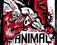 Animal Farm Illustration