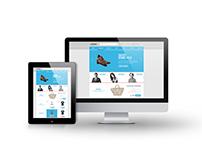 Loja Online | Web Design | 2016