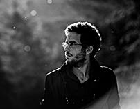 Website design for photographer Kamel R. Laribi