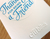 Citi Bike Thank You Cards