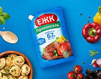 The EZK Project by Fabula Branding