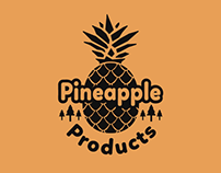 Pineapple Products - Logo/Illustration