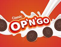Логотип и дизайн упаковки для печенья