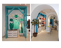 Summer Vibes: a boutique by the sea.