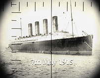 "Irish Independent ""Lusitania"" TV ad."