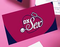 DX Sex shop logo