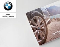 BMW 100 Hours of Joy Book
