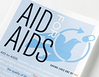 Worksight : AID for AIDS brochure