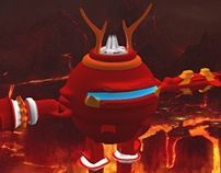 3D Character (Maya)