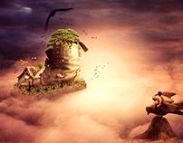 flight into fantasy