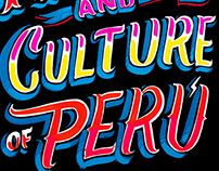 TIPOS LATINOS - Discover the Music and Culture of Perú