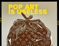POP ART IS USELESS
