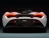 Mclaren 720s | full cgi work