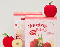 Yummy Bites Packaging