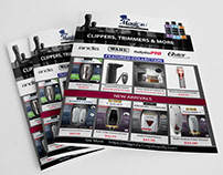 Clippers & Trimmers Flyer