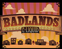 Badlands e-liquid