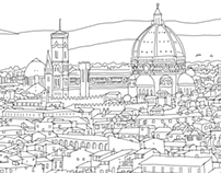 Florence, Firenze, Florencia!