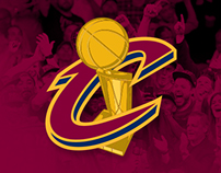 2016 NBA Champions Logo