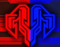"Magic Power""我們的主場""演唱會/ ""Logo包框""視覺設計"